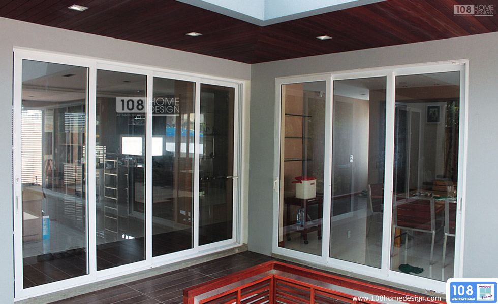 108 homedesign company limited for Multi track sliding doors
